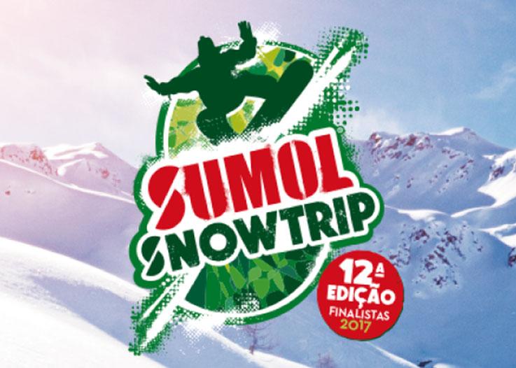 Sumol Snow Trip 2016